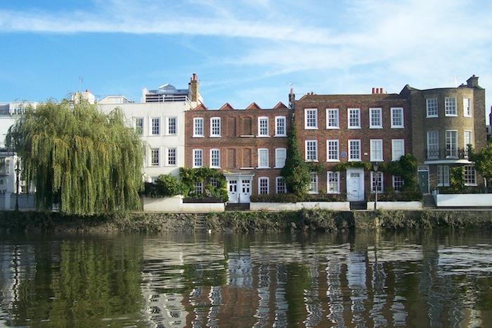 London river house