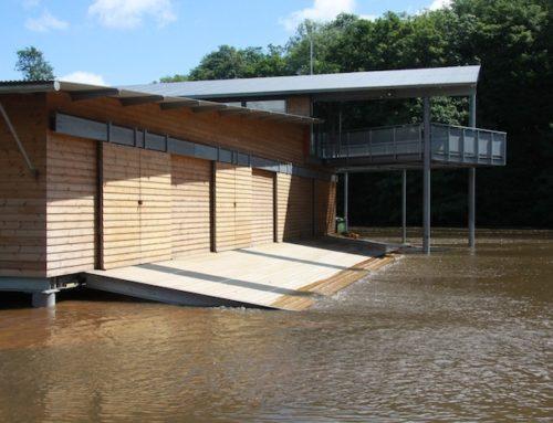Bryanston Boat House